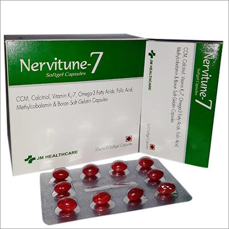 Nervitune-7 Softgel Capsules