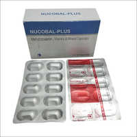Nucobal-Plus Methylcobalamin Vitamin & Mineral Capsules