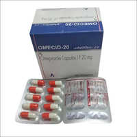 Omecid-20 Omeprazole Capsules