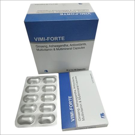 Vimi-Forte Multivitamin & Multimineral Capsules
