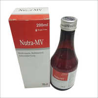 Nutra MV Multivitamin Syrup