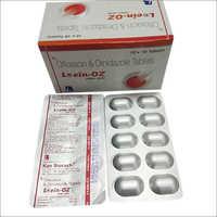 Locin-OZ Ofloxacin & Ornidazole Tablets