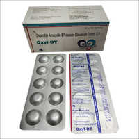 Oxyl-DT Dispersible Amoxicillin and Potassium Clavulanate Tablets