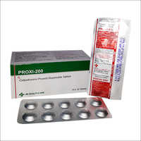 Proxi-200 Cefpodoxime Proxetil Dispersible Tablets