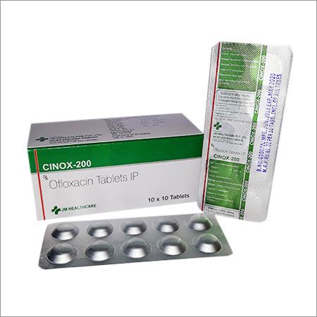 Cinox 200 Ofloxacin Tablets