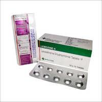 Lemozine 5 Levocetirizine Dihydrochloride Tablets