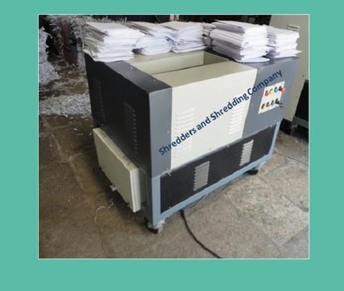 Industrial Paper Shredding Machine