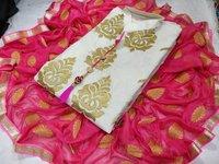 Designer Suit ( Dress Material )