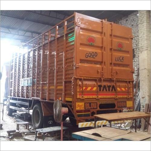 Heavy Duty Truck Body