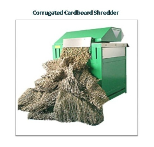 Packaging Material Shredder