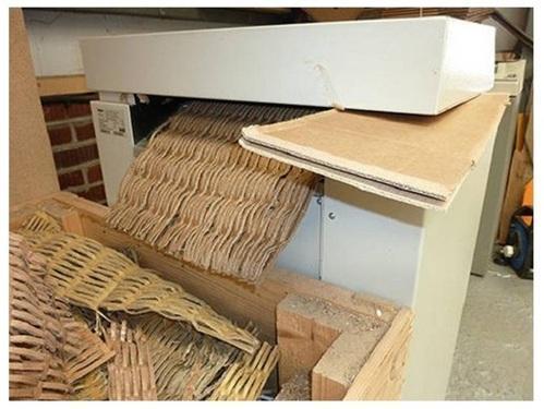 Corrugated Cardboard Shredder