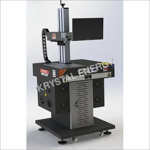Fiber Laser Engraving Machine