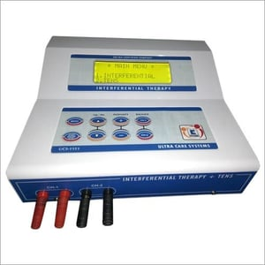 Electrotherapy Interferential Therapy Unit
