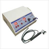 Digital Ultrasonic Physiotherapy Unit