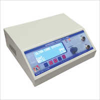 1 And 3 Mhz Ultrasonic Therapy Machine