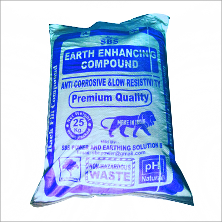 Earthing Enhancing Compound