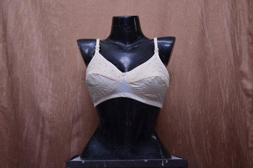 Ladies Cotton Chicken Bra