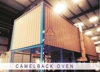 Camel Back Oven