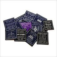 Designer Woven Labels