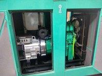 62.5 KVA Silent generator