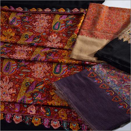 Jamawar Handmade Pashmina Shawls