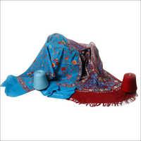 Aari Work Shawls