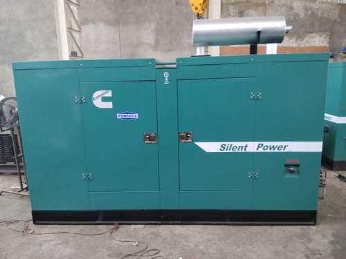 100 Kva Silent Generator Set