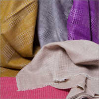 Multi Color Honeycomb Embroidered Pashmina Stoles