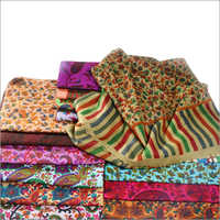 Multi Color Designer Woolen Stoles