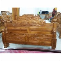 Carving Cot