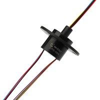 8 Circuits Capsule Slip Ring