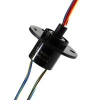 12 Circuits Capsule Slip Ring