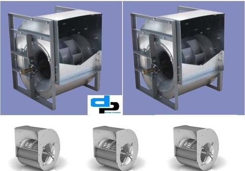 Series- AT-S Nicotra Forward Curved Centrifugal Fa