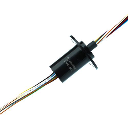 24 Circuits Capsule Slip Ring