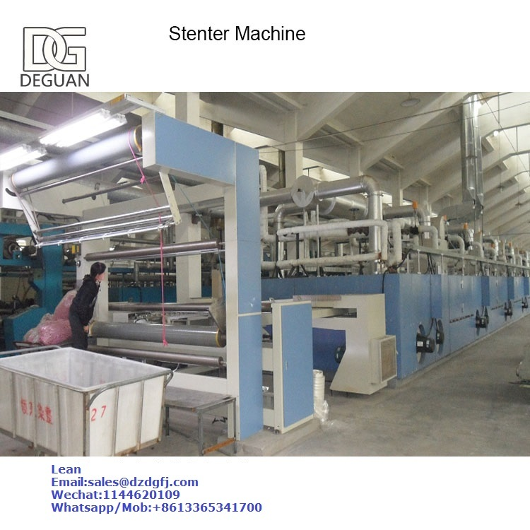 Natural Gas Stenter Setting Machine