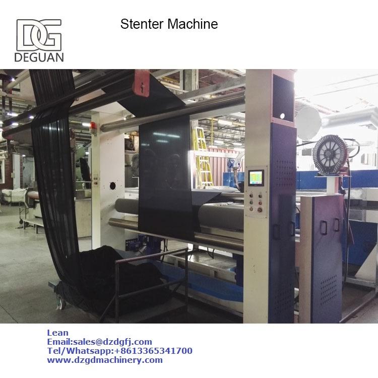 Natural Gas Stenter Setting Machine