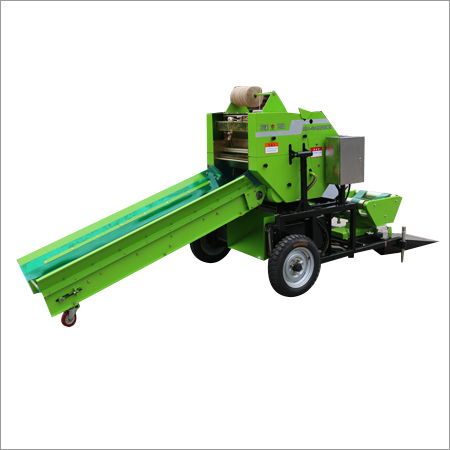Automatic Silage Baler Wrapper