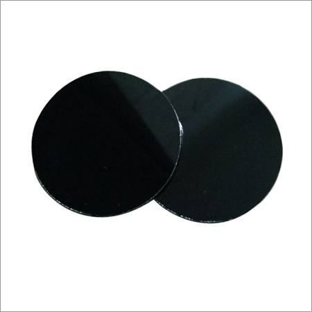 Black Welding Glass