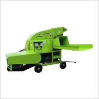 Electric Motor Silage Chopper