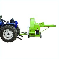 Tractor Driven Silage Chopping Machine