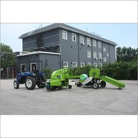 PTO Type Silage Chopping Machine