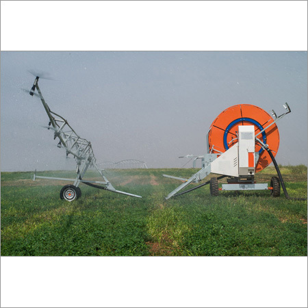 Traveler Sprinkler