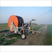 Walking Sprinkler Irrigation Machine
