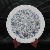 Marble Inlay Plates
