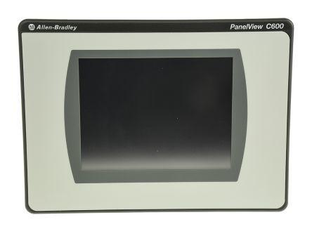 Allen-Bradley PanelView C600 2711C-T6C