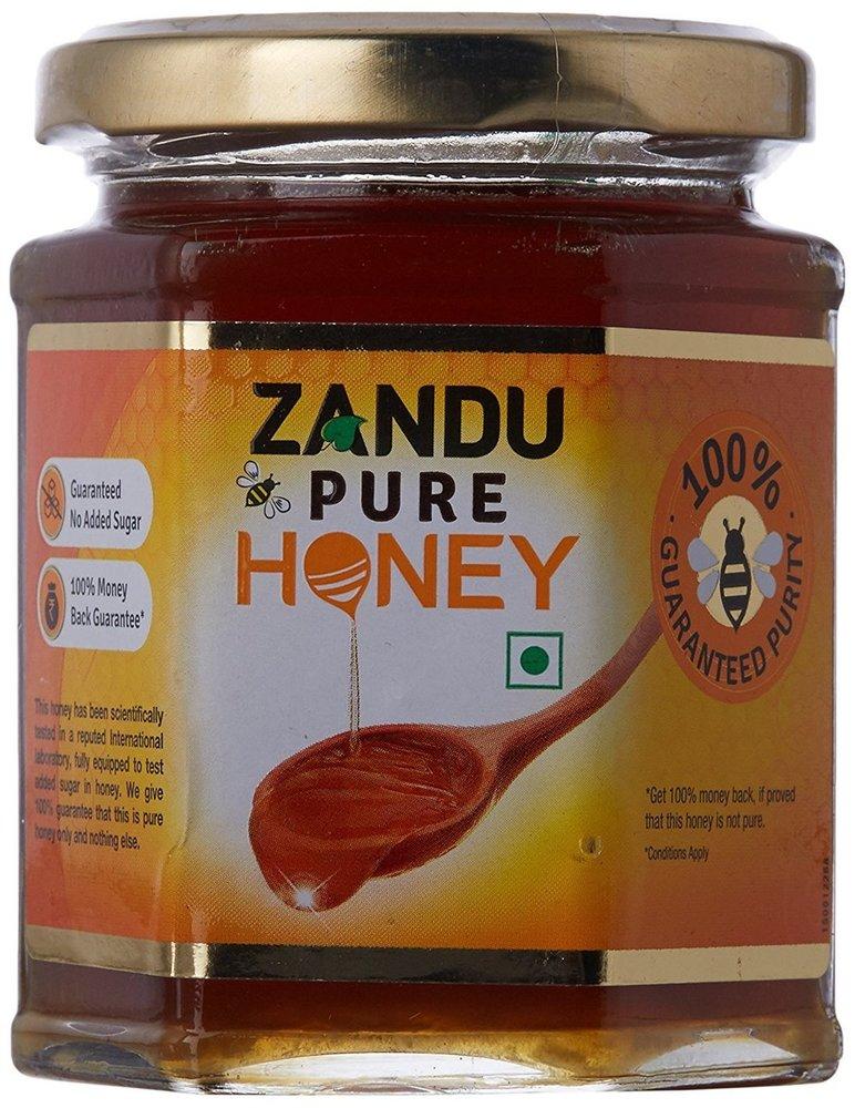 Zand Pure Honey 250g