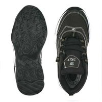 Kids Mehndi Black Sports Shoes