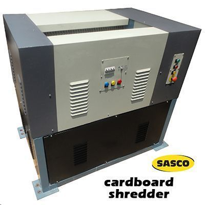 Commercial Cardboard Shredder
