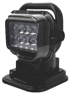 LED Rotating Search Light MS-1010R