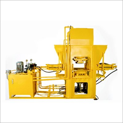 Paving Block Making Machines